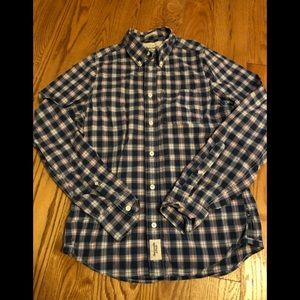 Abercrombie small button up